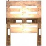 Eine Sitzbank selber bauen aus Holz