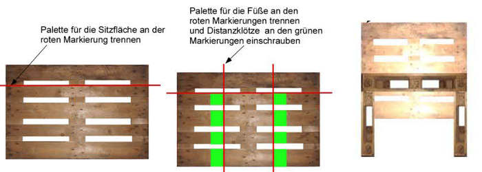 eine sitzbank selber bauen aus holz diy abc. Black Bedroom Furniture Sets. Home Design Ideas