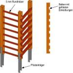 Ein Klettergerüst selber bauen