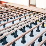 Holzterrasse: Unterkonstruktion selber bauen
