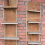 Holzarbeiten: Wandregale selber bauen